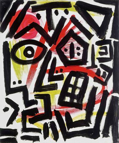 A.R. Penck, 'Ich 1', 1991