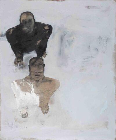 Bahram Hajou, 'Pair', 2014