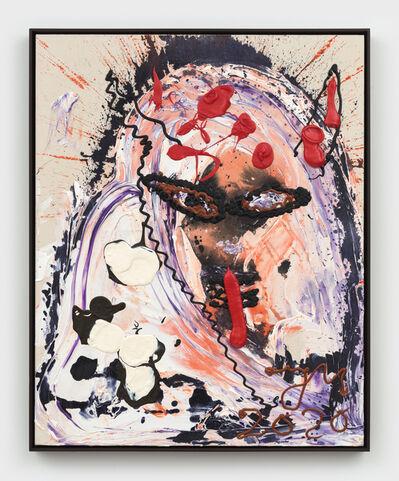 Jonathan Meese, 'ORKAN IM AUGE DES BLITZTEUFELS!', 2020