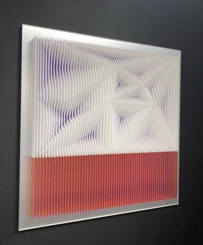 J. Margulis, 'J.Margulis, Purple Impulse', 2019