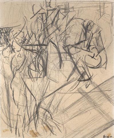Mario Sironi, 'Composizione', 1918-1919 circa