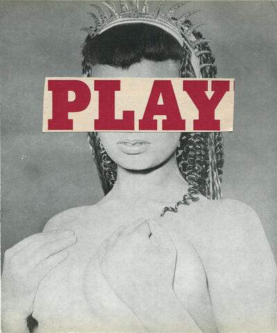 Vesna Vrdoljak, 'Play ', 2018