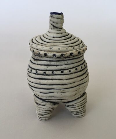 Kathleen W. Martin, 'Prehistory Incense Burner', 2021