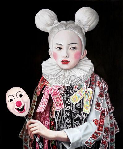 Tanja Hirschfeld, 'Mickey Girl (Fine Art Print)', 2018