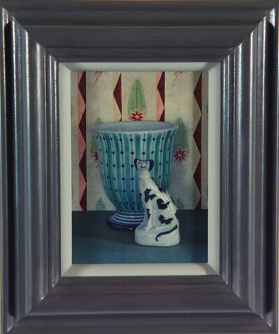Lucy Mackenzie, 'China Dog with Rye Vase', 2006