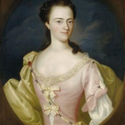 John Singleton Copley, 'Jane Browne', 1756