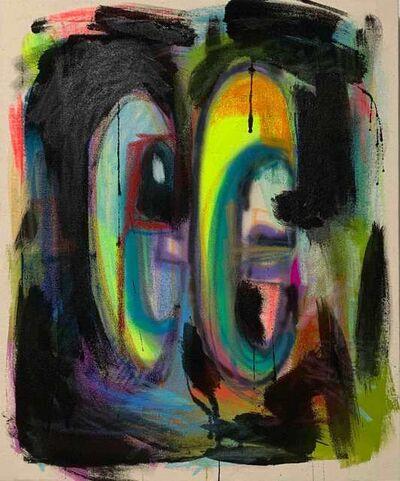 KINJO, 'One's eyes no.4', 2021