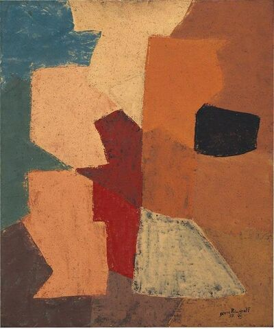 Serge Poliakoff, 'Composition Abstraite', 1953