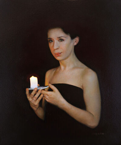 Anna Wypych, 'Own light', 2020