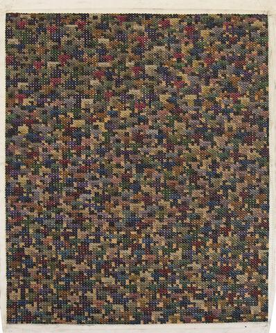 René Francisco, 'Marcha abstracta ', 2016