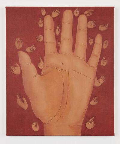 Cecilia Vicuña, 'La Mano Poderosa', 1978