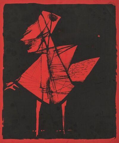 Bernard Meadows, 'Frightened Bird', 1955