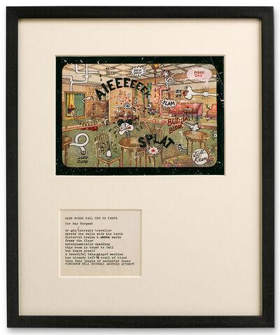 Jeff Keen, 'AIEEEEEEK!', 1968-1970