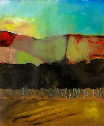John McCaw, 'Rising Sun', 2019