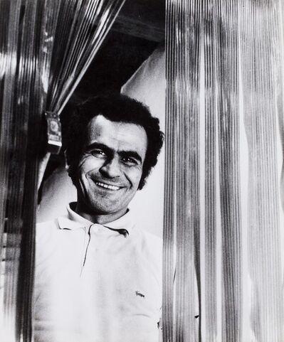 Plinio De Martiis, 'Gino Marotta (Teatro delle mostre una foresta di menta)', 1968