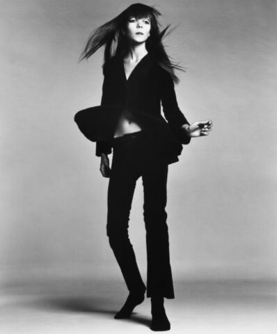 Richard Avedon, 'Penelope Tree, New York, June 1967', 1967