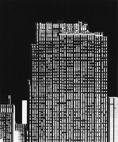 Vera Lutter, 'Grace Building: March 4, 2005', 2005