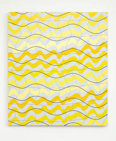 Timothy Harding, 'New_drawing_5 (Yellows)', 2018