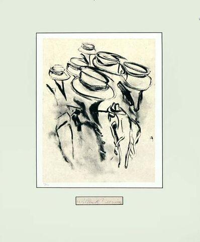 Willem de Kooning, 'Untitled (For Frank O'Hara)', 1988