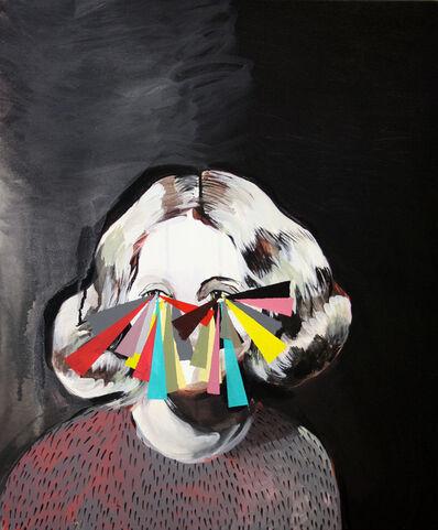Hanna Ilczyszyn, 'Triangle Girl', 2016