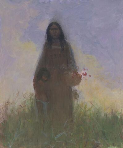 Ernest Chiriacka, 'The Spirit Healer', 1970-1975