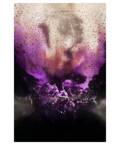 Danny Sanchez, 'Hourglass Amethyst', 2014