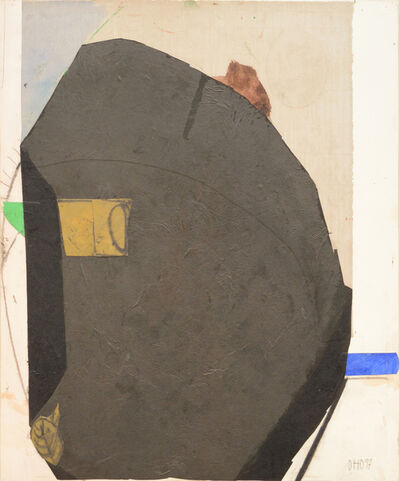 Otto Rogers, 'Monumental Rock', 1997