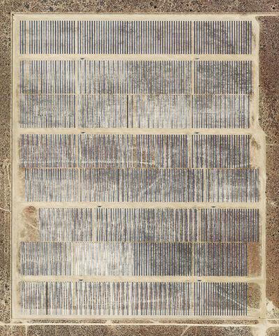 Mishka Henner, 'Garland Solar Power, Rosamond, California', 2018