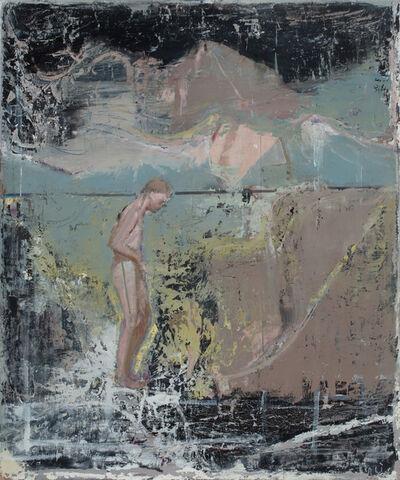Alexander Tinei, 'Lake and mountains'