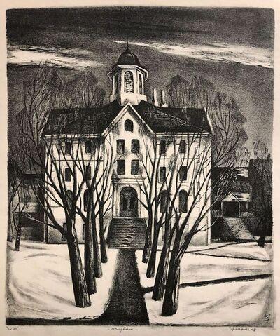 Benton Spruance, 'Asylum', 1948