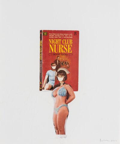 Richard Prince, 'Night Club Nurse', 2007