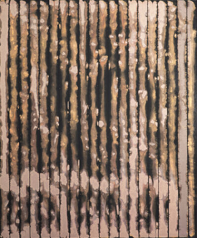 Iswanto Soerjanto, 'Line Meditations #1 plate #8', 2018