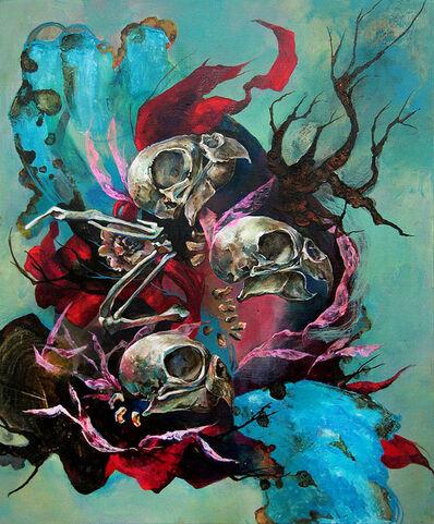 Shann Larsson, 'Fragile Fragments / Nest ', 2012