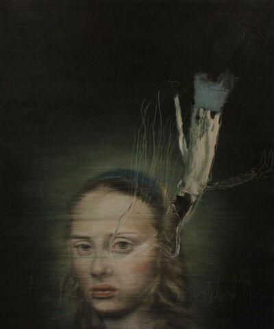 Mike Mackeldey, 'Jesus schwebt', 2015