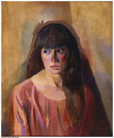 Willard Nash, 'Portrait of  a Woman'