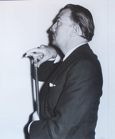 André Villers, 'Salvador Dali at the Ritz Hotel in 1956, Paris', 1966