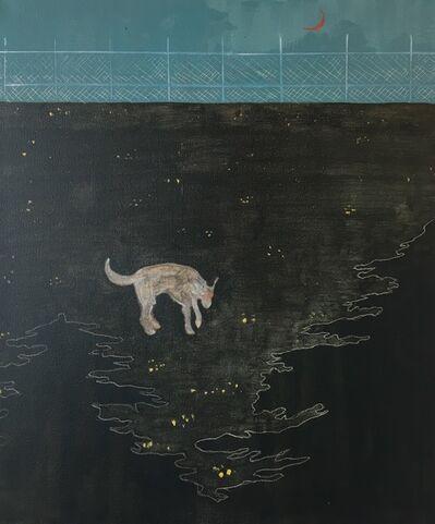 Francisco Rodriguez, 'Dog at Night', 2019