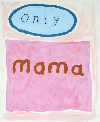 C.O. Paeffgen, 'o.T. (only mama)', 1999