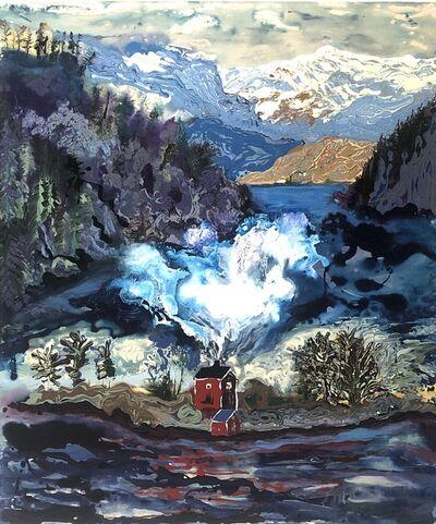 Lizbeth Mitty, 'Woodsmoke', 2020