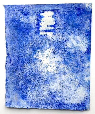 Ellen Hackl Fagan, 'Seeking the Sound of Cobalt Blue _ Apparition', 2018