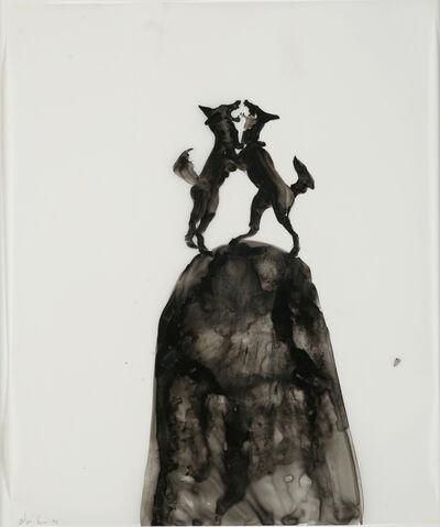 Ofri Cnaani, 'Two cubs', 2005