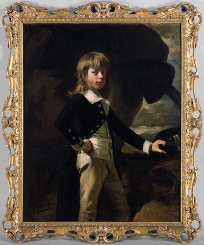 John Singleton Copley, 'Midshipman Augustus Brine', 1782