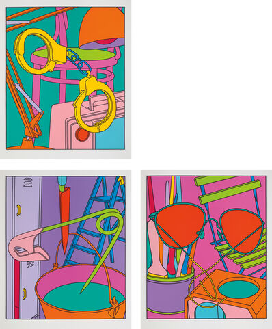Michael Craig-Martin, 'Intimate Relations', 2001