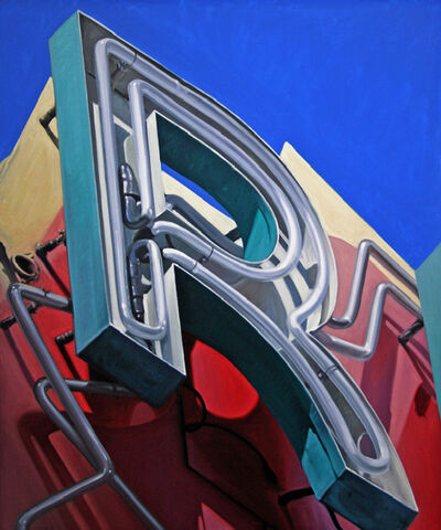 Stephen Magsig, 'Rialto Detail'