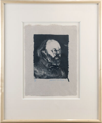 David Hockney, 'Henry '73 (framed)', 1973