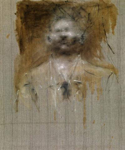 Liu Wei 刘炜 (b. 1965), 'Face', 2001