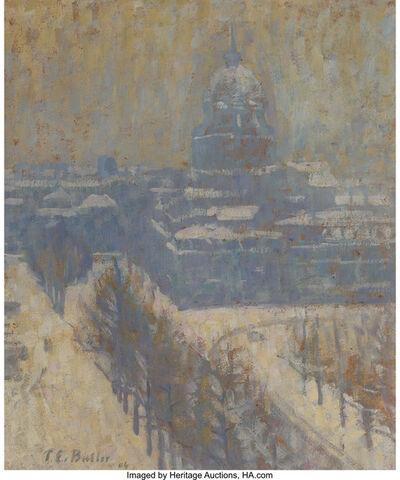 Theodore Earl Butler, 'Les Invalides, Paris', 1904