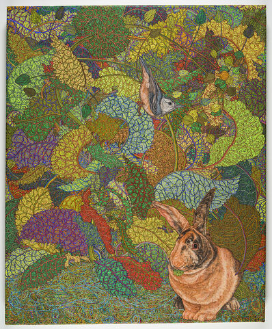 Katharine Kuharic, 'The Prayer of the Afflicted (Calico)', 2015
