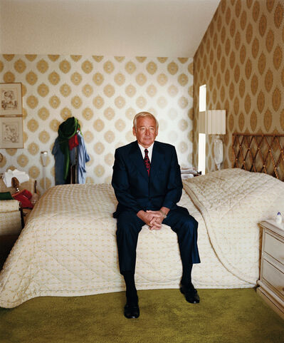 Larry Sultan, 'Dad on Bed, from the series Pictures from Home', 1984