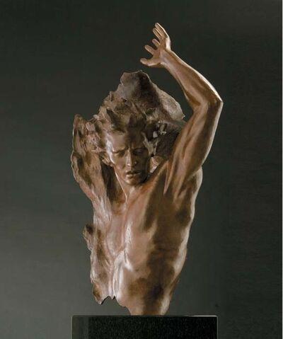 Frederick Hart, 'Ex Nihilo, Fragment No. 4, Full Scale', 2009